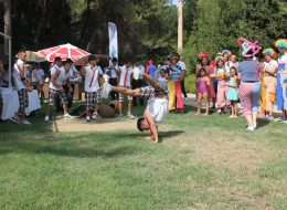 Hip Hop Dans Gösterisi