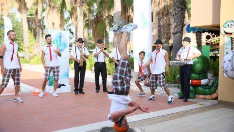 Dans Gösterisi ve Dansçı Temini