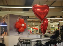 Folyo Balon Süsleme