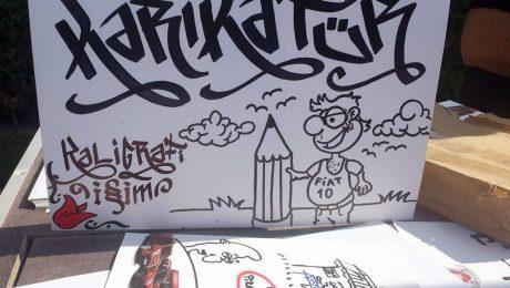 Karikatürist Temini