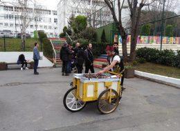 İzmir Kestane Arabası Kiralama