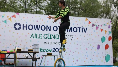 Tek Teker Bisiklet Show