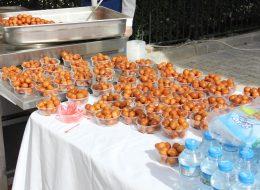 İzmir Saray Lokma Dağıtımı