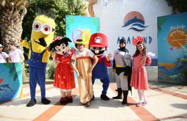Kostümlü Karakter Kiralama İzmir